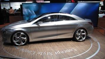 Светодиодные технологии для автосалонов 1
