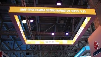 Светодиодные технологии для автосалонов 2