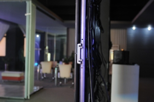 Светодиодные экраны для помещений банков